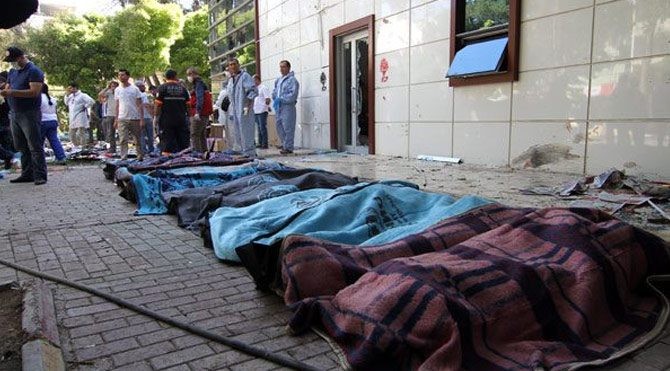 CHP'den çarpıcı Suruç raporu
