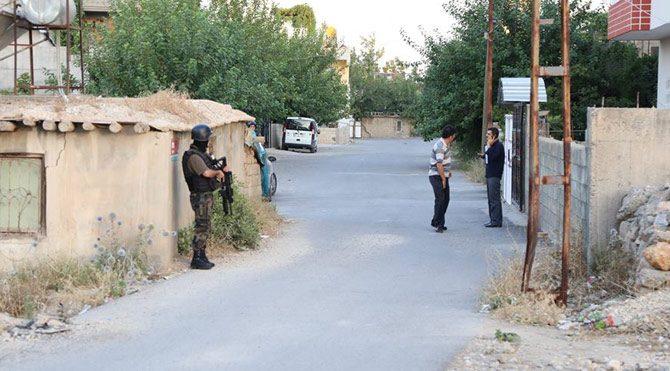 Adıyaman'da PKK operasyonu