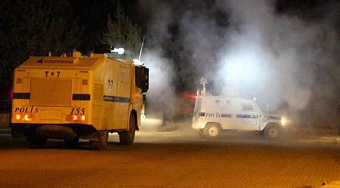 Van'da polise saldırı: 2 yaralı