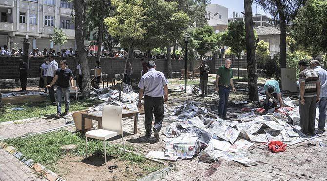 PKK ve IŞİD saldırıları... Son bir haftanın kanlı bilançosu