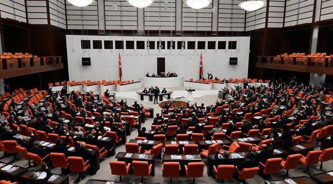 Meclis olağanüstü toplanıyor