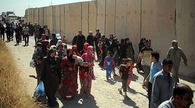 Suriye'deki Türkmenler büyük tehdit altında