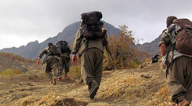 PKK'lılar yine bir polis kaçırdı!