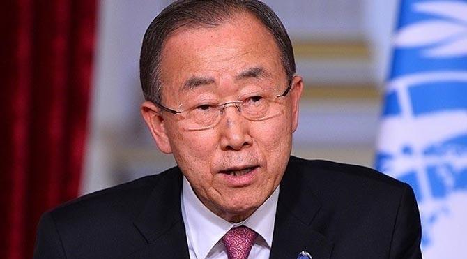BM Genel Sekreteri'nden flaş açıklama!