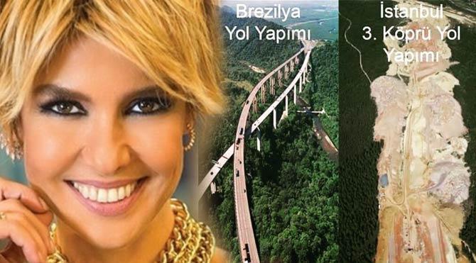 3. Köprüye bir tepki de Gülben'den