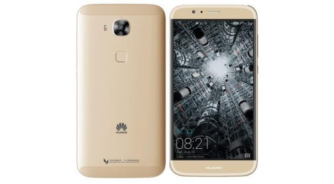 Huawei G8 akıllı telefon parmak izi okuyucu var!