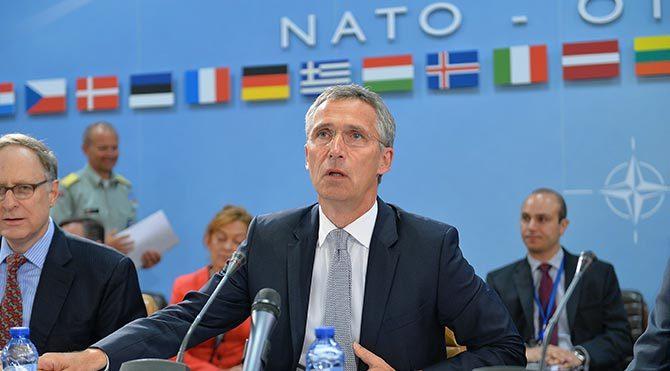 NATO'dan beklenen 'Türkiye' açıklaması