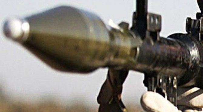 PKK'dan Kaymakamlığa roketatarlı saldırı