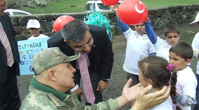 Malazgirt Jandarma Komutanı Binbaşı Arslan Kulaksız şehit oldu