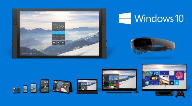 Windows 10'un yenilikleri