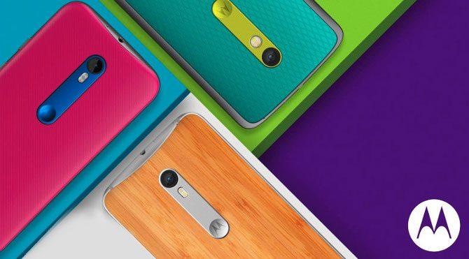 Motorola'dan devrim!