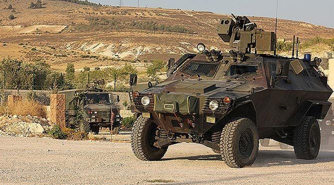 Elazığ'da askeri araca bombalı saldırı!