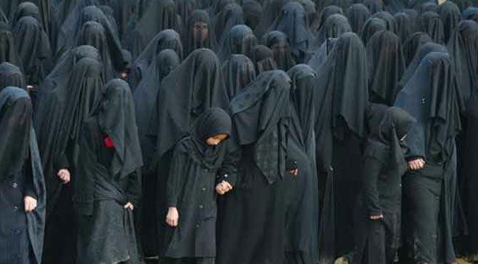 behind the burqa essay