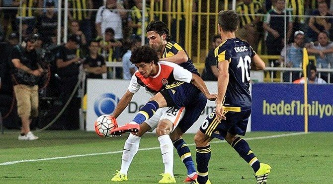 Fenerbahçe – Shakhtar Donetsk maçı geniş özeti (FB – Shakhtar 0-0 özet)