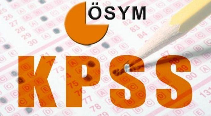 KPSS sonuçları ilan edildi! 2015 KPPS sonuçları sorgulama