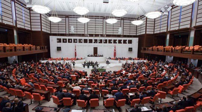 CHP'nin önergesi TBMM'de kabul edilmedi