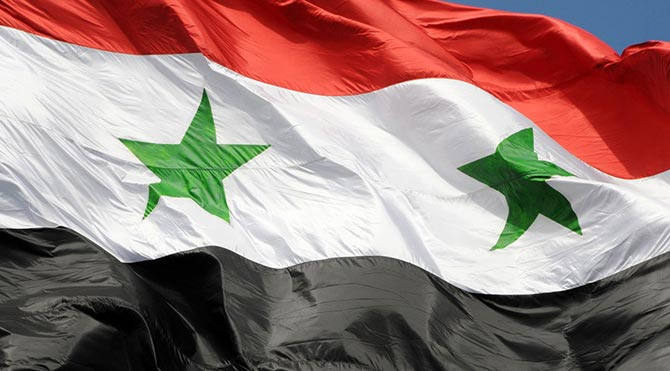 Suriye'den Türkiye'nin hava operasyonları için ilk açıklama