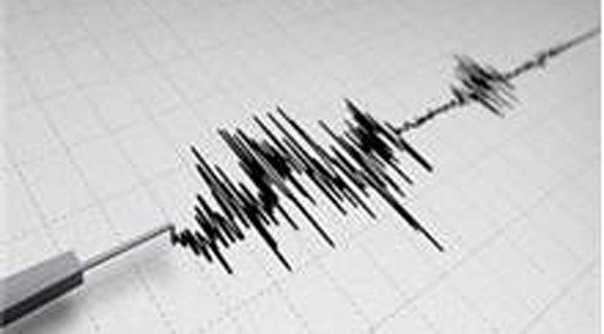 Akdeniz'de büyük deprem