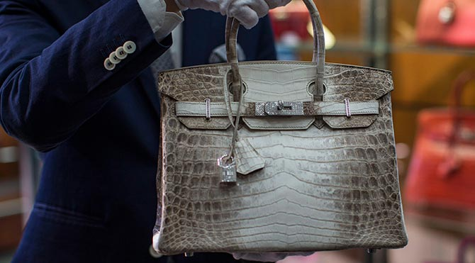 Jane Birkin'den Hermes'e Birkin çanta resti