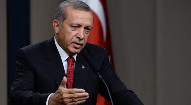 Erdoğan'dan Demirtaş'a: Terbiyesiz