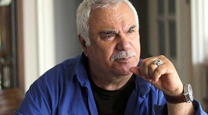 """Halil Ergün """"evim her an çökebilir"""""""