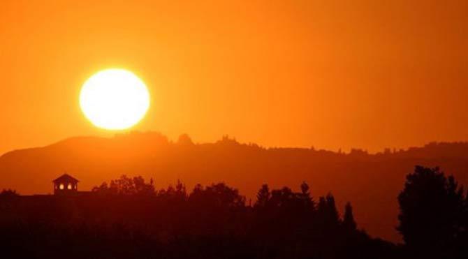 Şanlıurfa'da sıcak tatili