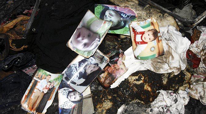 'Ölen 18 aylık Filistinli bebekten İsrail sorumludur'