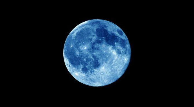 Mavi Ay nedir? Bu akşam Mavi Ay olayını kaçırmayın!
