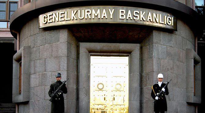 """TSK'dan """"gönüllü asker"""" açıklaması"""