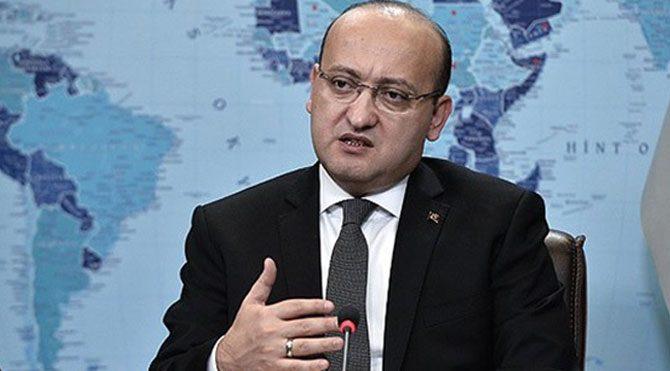 Yalçın Akdoğan'dan çok sert açıklama
