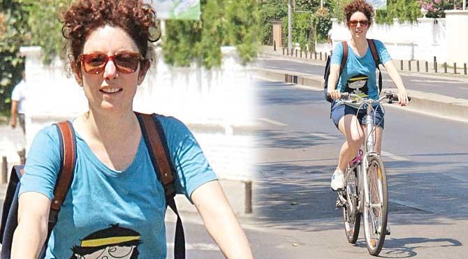 Bisikletli çözüm
