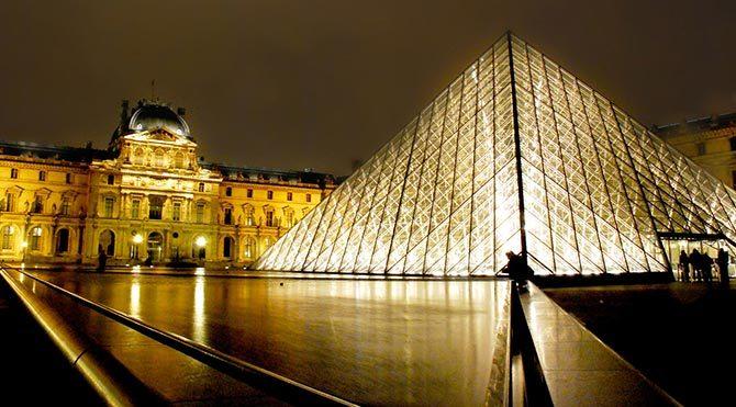 Louvre Müzesi taşınıyor