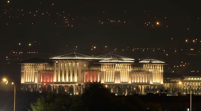 Ak Saray'a şok: O plan iptal edildi
