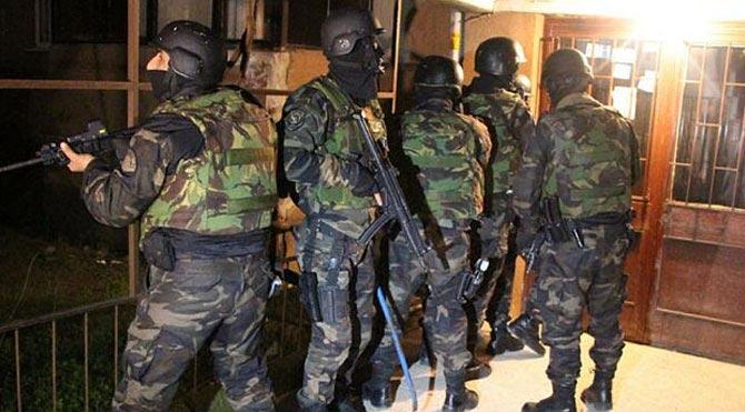 PKK'nın IŞİD tezgahını İstanbul polisi bozdu!