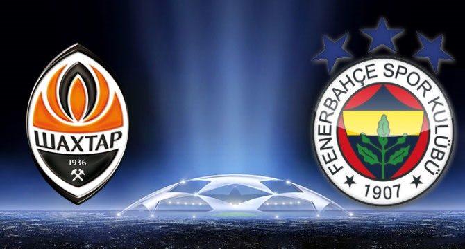 Lig Tv izle - Digitürk canlı izle - (Shakhtar Donetsk - Fenerbahçe maçı)