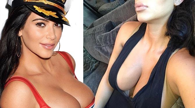 Seksi Kim Kardashian Resimleri Fotoları  Güzel Bayan