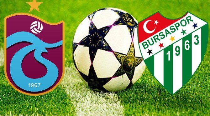 Trabzonspor - Bursaspor maçı canlı izle - Lig TV izle