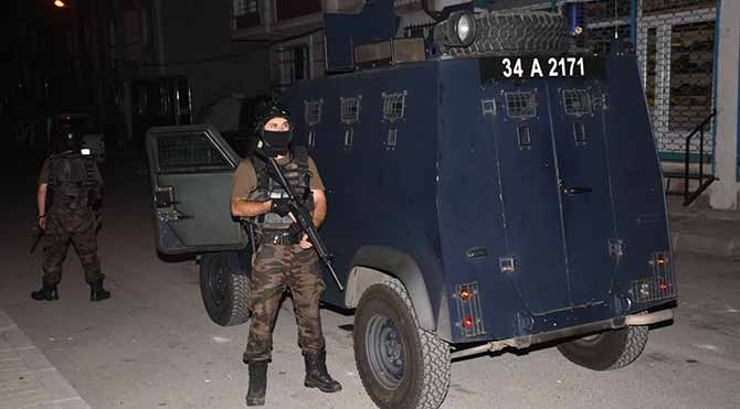 İzmir'de PKK/KCK soruşturmasında 6 kişi yakalandı