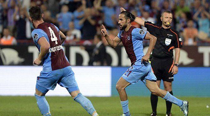 Trabzonspor 1 - 0 Bursaspor maç geniş özeti izle