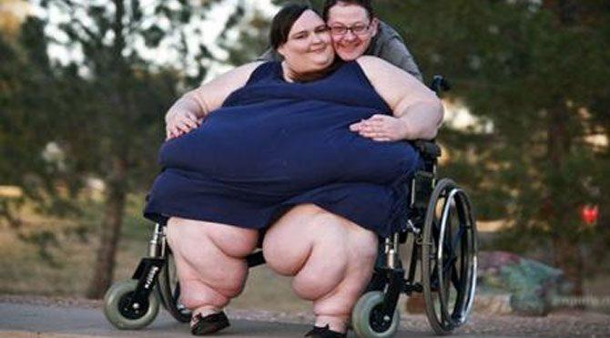 Obezite en çok...