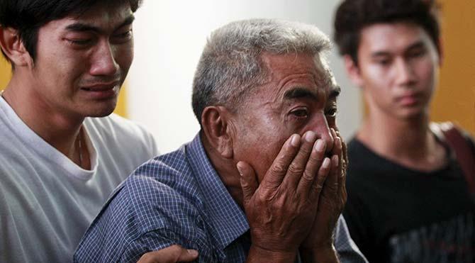Tayland'da bilanço artıyor: 19 ölü, 123 yaralı
