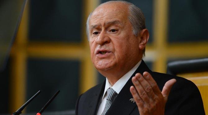 Devlet Bahçeli'den Tuğrul Türkeş açıklaması