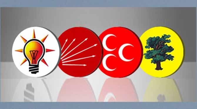 AKP'nin oyu 11 puan eridi, 18 vekil gidici!