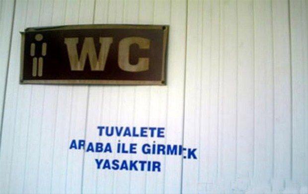 Komik Tuvalet Yazıları Sözcü Gazetesi