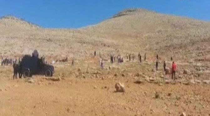 Mardin'de kalleş saldırı: 4 şehit!