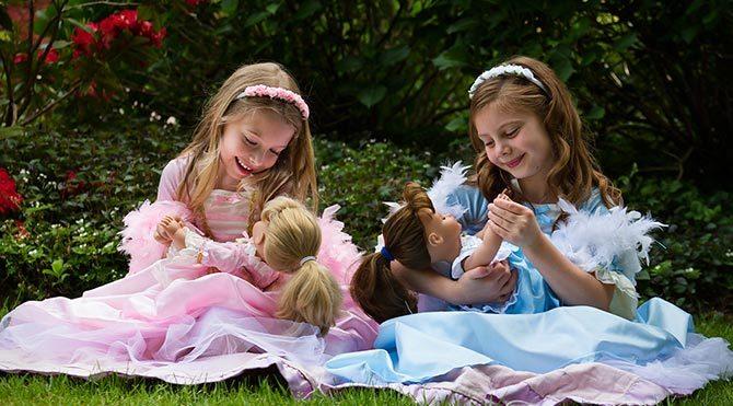 Kızları bilimden uzaklaştıran 'kız oyuncakları'