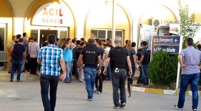 Mardin'de hain tuzak: 1 polis şehit oldu! 3 yaralı