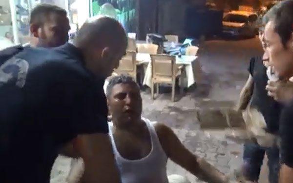 Antalya'da korkunç linç girişimi