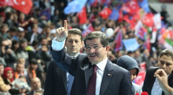 AKP'de kongre kazanı!
