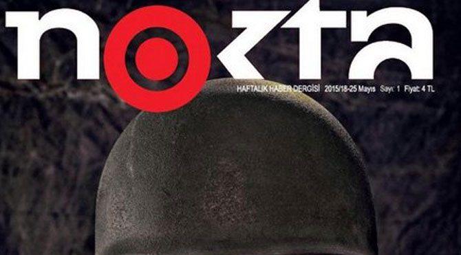 Nokta Dergisi sitesi de erişime kapatıldı